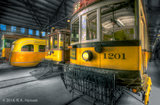 Los Angeles Railway Trolleys