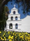 Mission 25, San Diego de Alcal