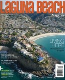 Robert Hansen in Laguna Beach and Newport Beach magazines