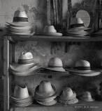 Plate #48: Mexican Hats, Yucatan