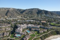 Aerial, California, coastline, Montage