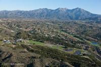 Aerial, Coto de Caza, California