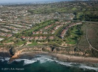 Aerial, California, Coastline, Pelican Hill