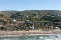 Aerial, California, Coastline, Crystal Cove