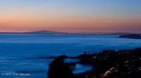 Laguna Beach, coastline, evening, sunset, Palos Verdes