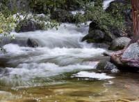 Yosemite, Cascade Fall, Merced River, Tom Jewett