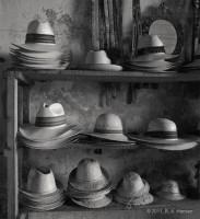 yucatan, merida, hats