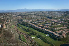 Aerial 24, Monarch Beach golf course