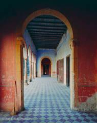 Blue Corridor, Yucatan