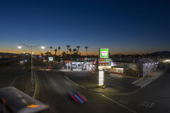 """Clarks Historic Sinclair Station"", Coachella, CA"