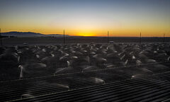 """""""Coachella Sunrise"""", Coachella, CA"""