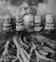 Composite #1, Labna Ruin, Yucatan