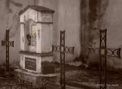 Cemetery, San Gabriel Arcangel