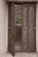 The Open Door, Mission Santa Ines