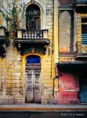 Street Scene, Merida