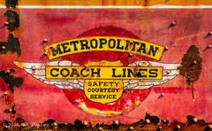 Metropolitan Coach Lines Logo