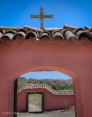 Mission, La Purisima Conception, cemetery, Tom Jewett, La Purisima