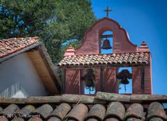 Mission, La Purisima Conception, campanario, Tom Jewett, cemetery, La Purisima