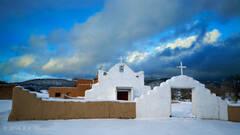 Picuras Pueblo, Sunset