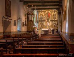 Fr. Serra Chapel, Mission San Juan Cap.