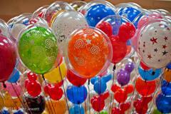 Still Life 17, Balloons