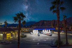 """Arco Station 1"", Palm Desert, CA"