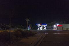 """Arco Station 2"", Palm Springs, CA"