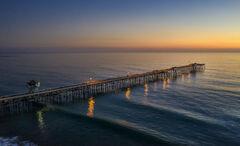 """""""San Clemente Pier"""", San Clemente, CA"""