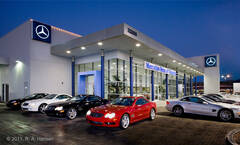 Mercedes Dealership, Valencia 1