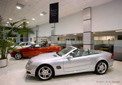 Mercedes Dealership, Valencia 2