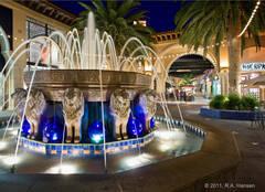 Fountain, Irvine Spectrum