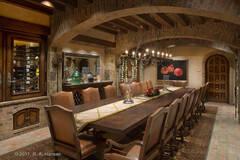 Big Canyon Country Club, Wine Room