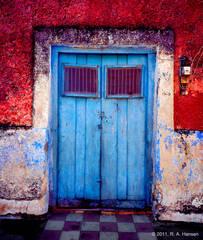 The Blue Door, Yucatan