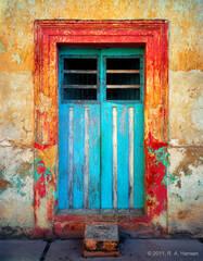 Door #4, Yucatan