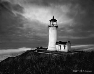 Ilwaco Lighthouse