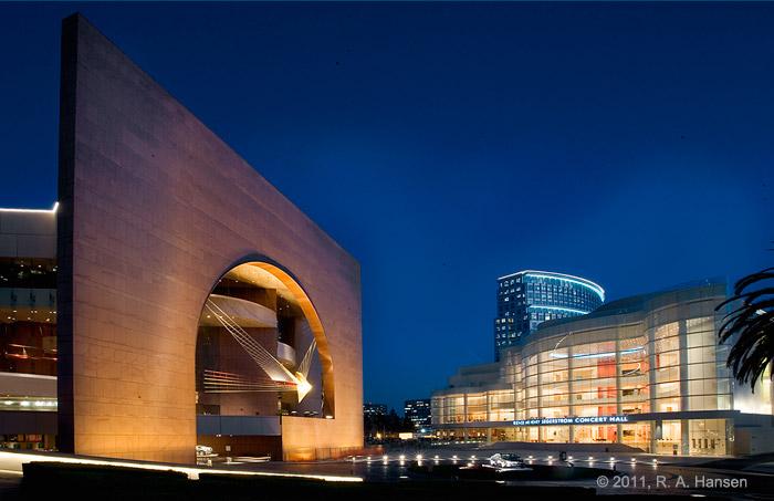 OCPAC 3 : Orange County Performing Arts Center