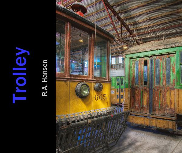 Trolley, slideshow, photo