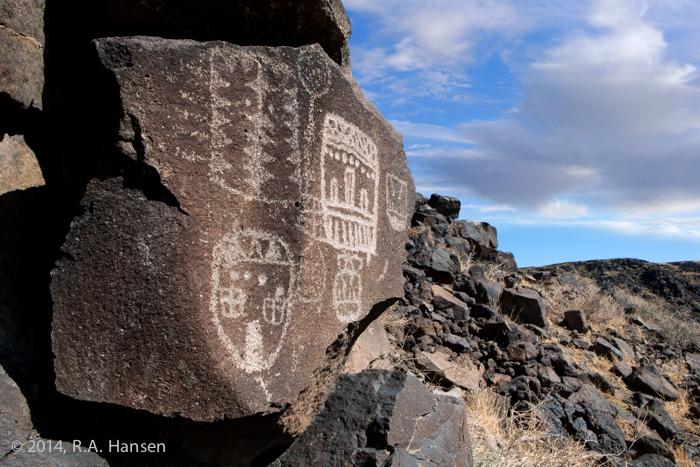Big Petroglyph Canyon #30