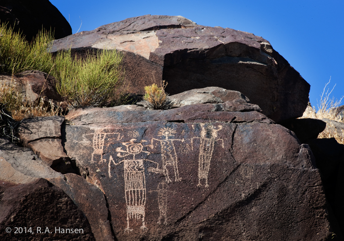 Little Petroglyph Canyon #6