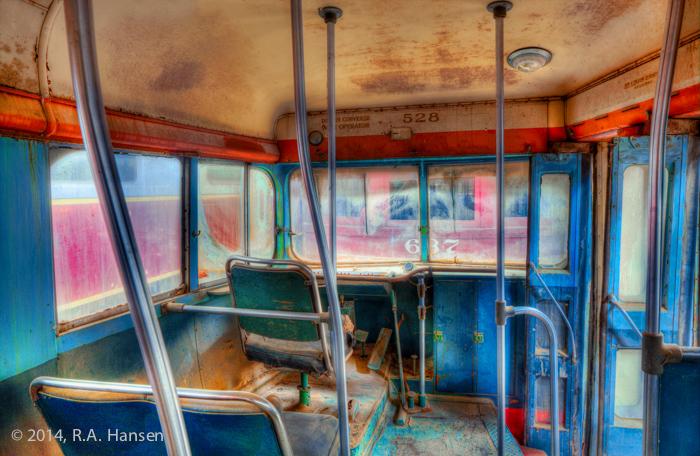 San Diego Metro Bus 528